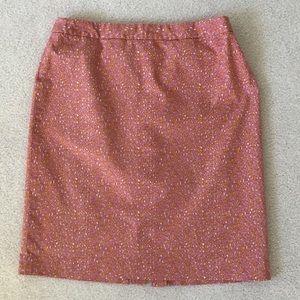 Talbots skirt size 14 pink